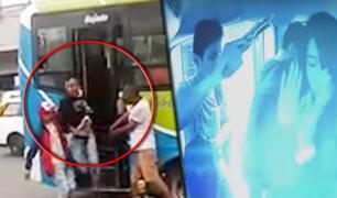 Ante ola de robos, pasajeros se sienten inseguros de viajar en buses y combis
