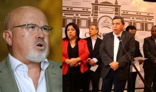 Carlos Bruce critica a Frente Amplio por su apoyo al régimen de Nicolás Maduro