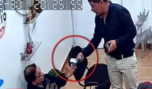 Iquitos: registran supuesta coima entre funcionarios del gobierno regional de Loreto