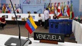 16 países expresan su respaldo a Juan Guaidó ante la OEA y piden garantizar su seguridad