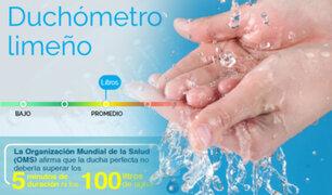 Cada Gota Cuenta: campaña de Panamericana Televisión para cuidar el agua