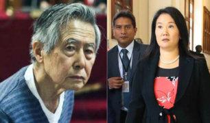Alberto Fujimori envió carta a su hija Keiko por su cumpleaños