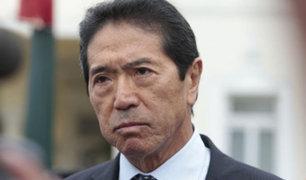 Jaime Yoshiyama: PJ dejó al voto apelación contra su traslado a otro penal