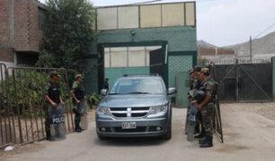 Penal de Barbadillo: Alberto Fujimori recibió visita de congresistas