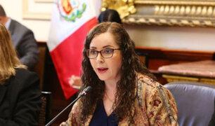 Rosa Bartra responde sobre supuesto retraso en proyecto de JNJ
