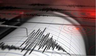 Sismo de magnitud 3.6 se registró esta madrugada en el Callao