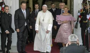 Así fue el segundo día del papa Francisco en Panamá