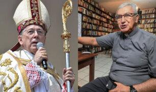 Papa Francisco aceptó renuncia de Cipriani y oficializará a Castillo como nuevo arzobispo de Lima