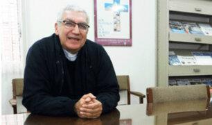Santa Sede designa a Carlos Castillo Mattasoglio como Arzobispo de Lima