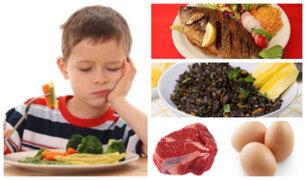 Anemia: Nutricionista da consejos para combatir y prevenir esta enfermedad