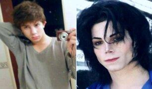 Argentina: joven gasta más de 30 mil dólares para parecerse a Michael Jackson