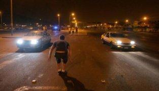 Costa Verde: Más de 100 conductores intervenidos en operativo contra piques ilegales