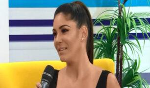 """Tilsa Lozano sobre 'En Exclusiva': """"Estoy lista para asumir este reto"""""""