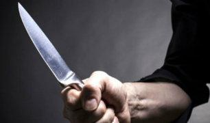 La Victoria: empresaria ferretera fue acuchillada por delincuente que asaltó su negocio