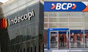 Indecopi multó al BCP con más de 400 000 soles por vulnerar derechos del consumidor
