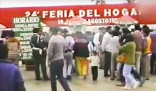 Descubra el 30 Year Challenge de la ciudad de Lima