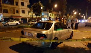 Callao: durante operativo policía abatió a presunto delincuente
