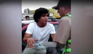 Punta Negra: actor en presunto estado de ebriedad atropella a adolescente