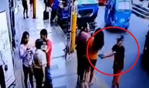 Huacho: dos personas heridas tras balacera a plena luz del día