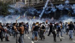 Protestas en Venezuela deja hasta el momento 35 muertos y 850 detenidos