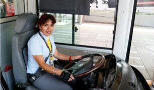 Metropolitano: conductora fue víctima de comentarios machistas en redes