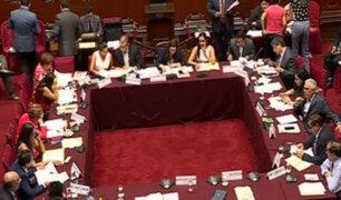 Comisión de Constitución aprobó dictamen de Ley Orgánica de la JNJ
