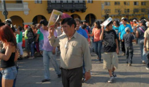 Lima registró el fin de semana la madrugada más calurosa del año