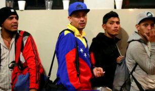 Más de 500 venezolanos regresaron a su país con plan 'Vuelta a la Patria'