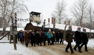 Polonia: sobrevivientes de Auschwitz conmemoraron el 74 aniversario de su liberación
