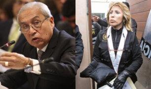 Desestiman y archivan denuncia de Pedro Chávarry contra fiscal Sandra Castro