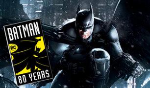 Batman: las ocho décadas del Caballero de la Noche