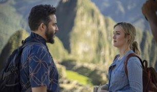Blindspot: serie estadounidense grabó un episodio en Machu Picchu