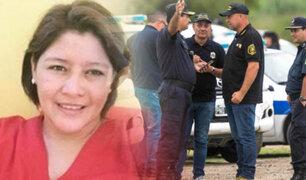 Argentina: familia confirma que cuerpo hallado es de peruana desaparecida