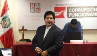 José Cevasco confirmó que entregaba entradas a congresistas por encargo de Oviedo