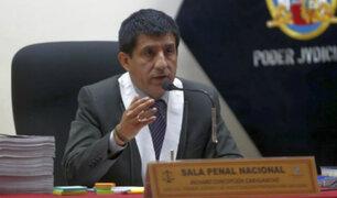 Concepción Carhuancho: abren investigación contra juez a pedido del fiscal Rodríguez Monteza