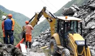 Colapsó techo del túnel Yanango, realizado durante el gobierno de Ollanta Humala