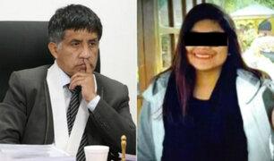 Hija de juez Concepción Carhuancho fue ubicada en Chimbote