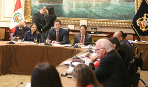 Fuerza Popular abandona sesión de Consejo Directivo dejándola sin quórum