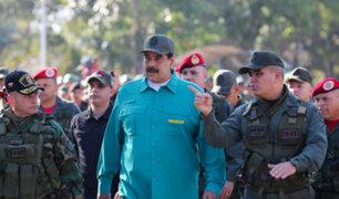 Venezuela: Ministro de Defensa asegura que están listos para defender a Maduro