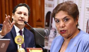 Salaverry solicita información a Salgado sobre presuntas irregularidades en contrataciones