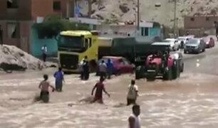 COEN: diez personas han perdido la vida por fuertes lluvias
