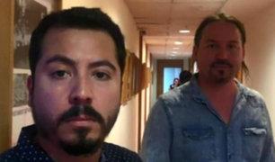 Liberan a periodistas chilenos arrestados en Venezuela