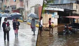 Lluvias no cesan al interior del país y continúan causando desastres