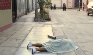Investigan asesinato de taxista en San Martín de Porres