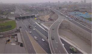 Conductores se quejan de peaje de Línea Amarilla para utilizar nuevo viaducto Zarumilla