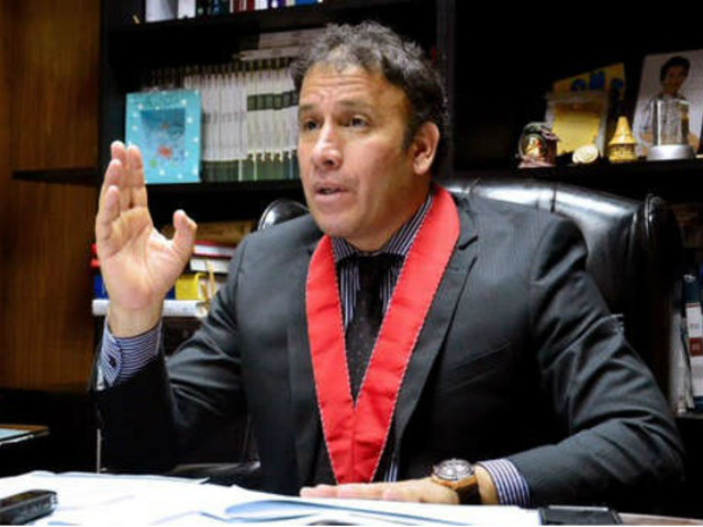 Ministerio Público desmiente renuncia de fiscal Alonso Peña