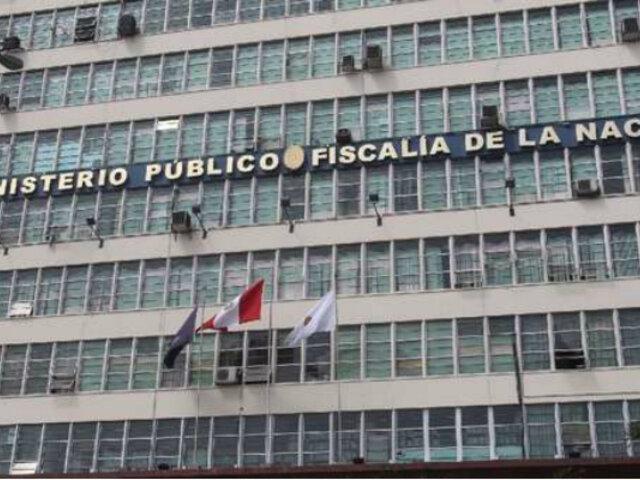 Ministerio Público: Gerente general es removido tras polémica por pruebas de COVID-19