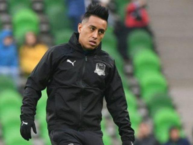 Christian Cueva vería frustrado su fichaje al Independiente de Avellaneda