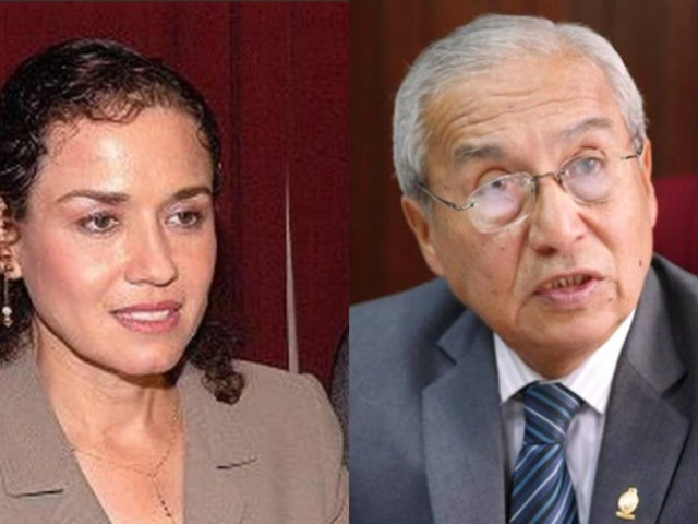 Ex asesora de Chávarry podría recibir condena de 6 años por ingresar a oficina lacrada