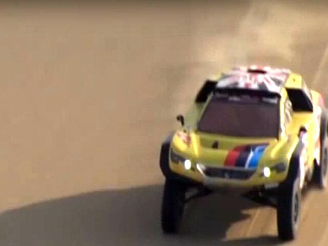 Dakar 2019: lo mejor de la Etapa 2 Pisco-San Juan de Marcona del rally